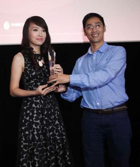 Cô gái 9X ẵm giải 'Vua đầu bếp 2014' với 500 triệu tiền thưởng - anh 5