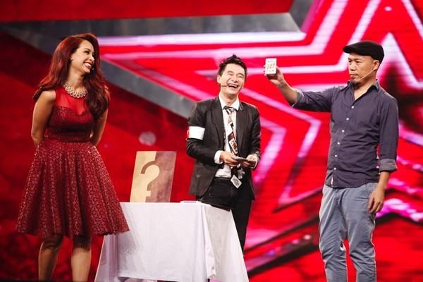 Vietnam's Got Talent 2014: Siêu nhân có khả năng thắp sáng bóng đèn - anh 4