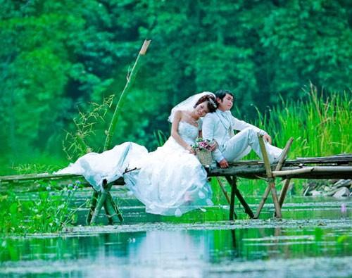 Những địa điểm chụp ảnh cưới hoàn hảo trên khắp dải đất hình chữ S - anh 6