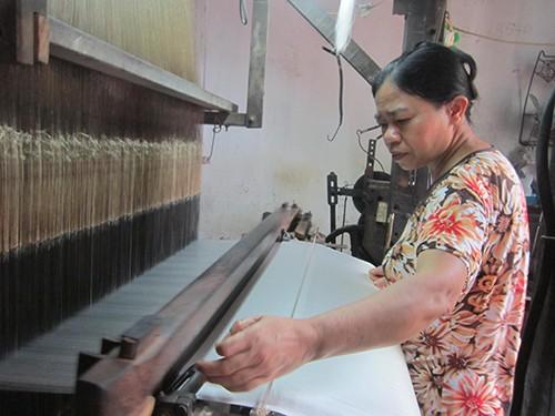 Làng lụa Vạn Phúc, Hà Đông: Đau đáu nỗi lo thất truyền - anh 3