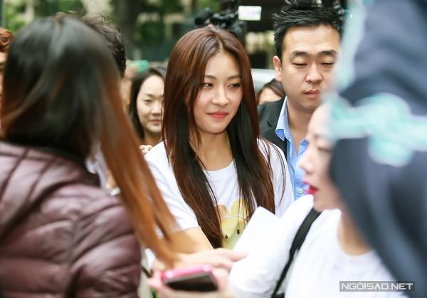 Ha Ji Won 'ghi điểm' nhờ sự giản dị - anh 2