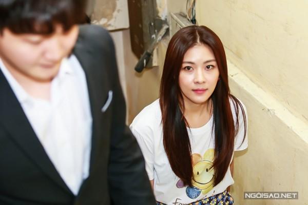 Ha Ji Won 'ghi điểm' nhờ sự giản dị - anh 3