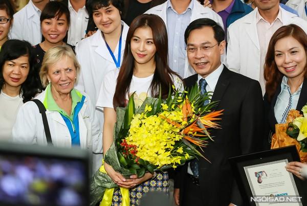 Ha Ji Won 'ghi điểm' nhờ sự giản dị - anh 5