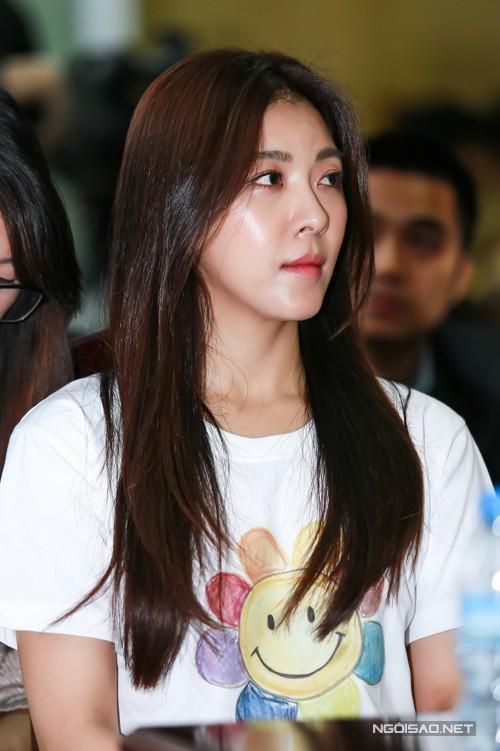 Ha Ji Won 'ghi điểm' nhờ sự giản dị - anh 1