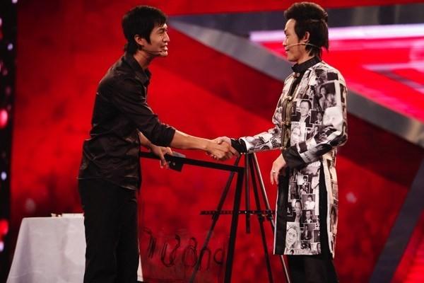 """Vietnam's Got Talent: """"Mê mẩn"""" cô giáo 55 tuổi, Huy Tuấn ưu ái nhấn nút vào thẳng bán kết - anh 5"""