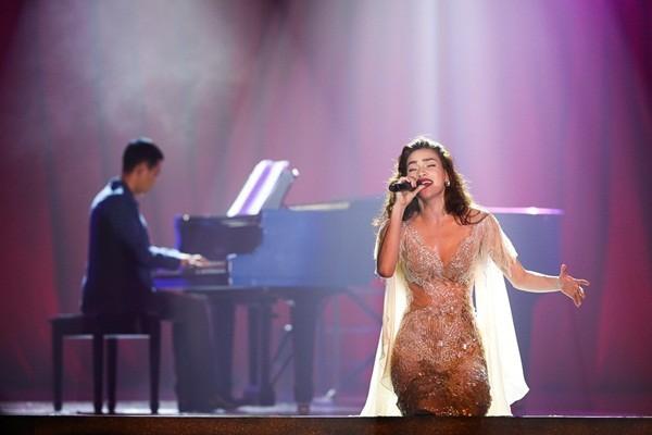 Mãn nhãn, đã tai với Live Concert kỉ niệm 10 năm ca hát của Hồ Ngọc Hà - anh 9