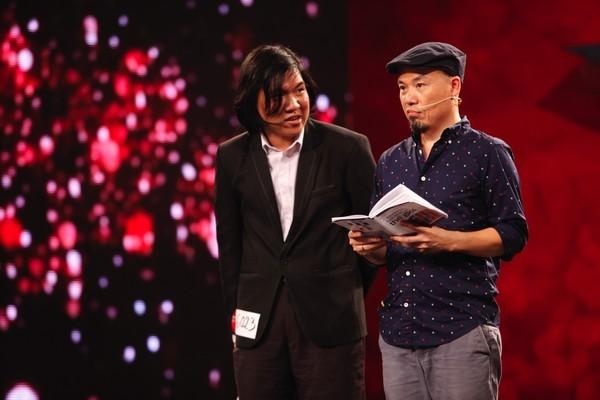 Giám khảo và khán giả Vietnam's Got Talent bị lừa ngoạn mục vẫn cười thích thú - anh 1