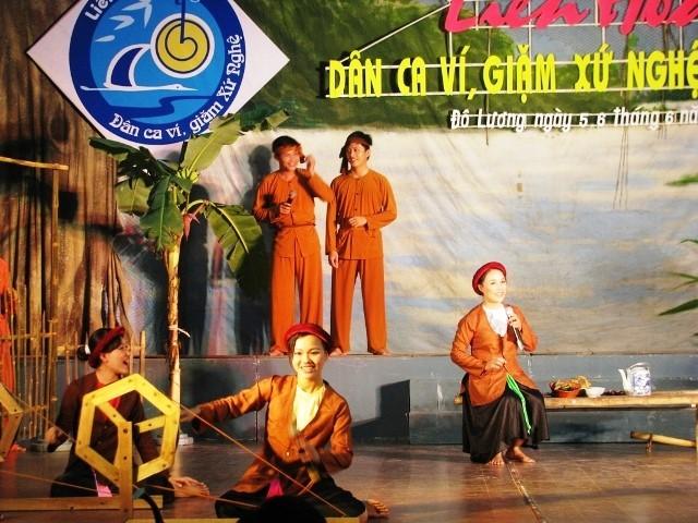 Dân ca Ví, Giặm Nghệ Tĩnh được UNESCO công nhận là Di sản Văn hóa Phi vật thể Đại diện của Nhân loại - anh 1