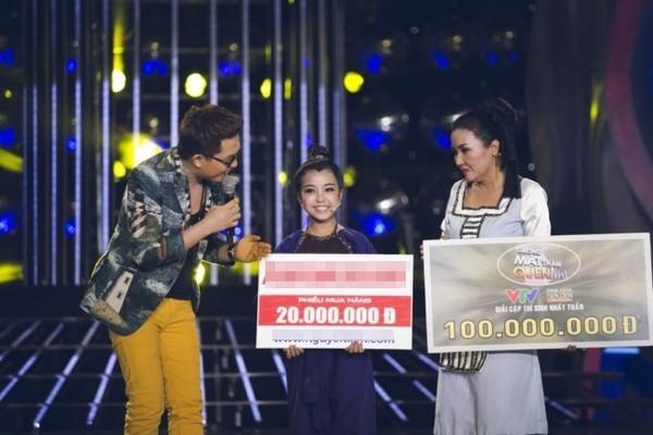 """Gương mặt thân quen nhí tập 9: """"Phù Đổng Thiên Vương"""" tặng 50 triệu đồng tiền thưởng cho Duy Nhân - anh 8"""