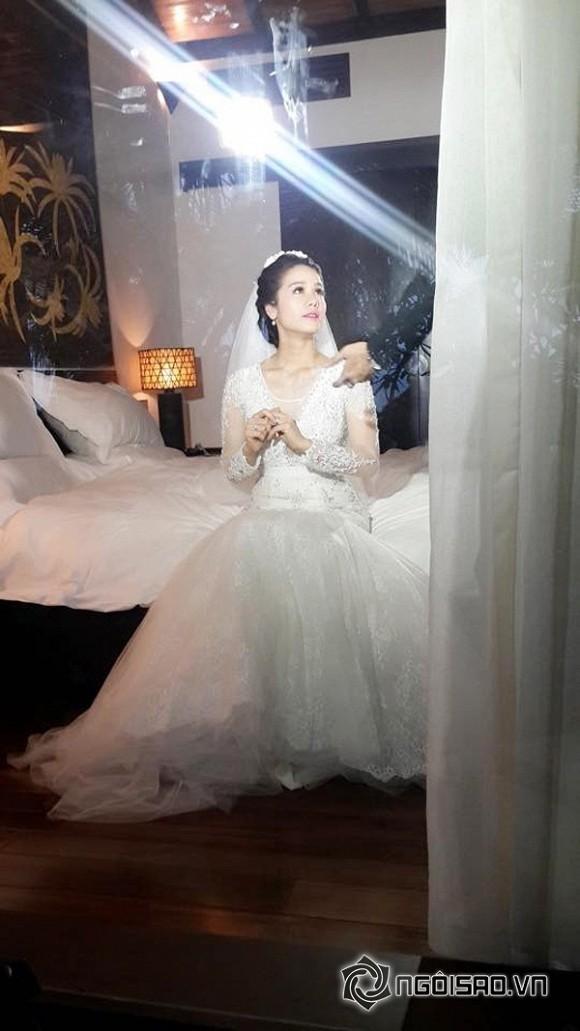 'Rò rỉ' thiệp cưới độc đáo của Nhật Kim Anh - anh 2
