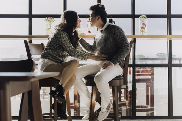 Ngắm trọn vẹn bộ ảnh cưới nhiều phong cách của Lê Khánh - Tuấn Khải - anh 8