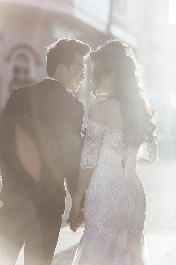 Ngắm trọn vẹn bộ ảnh cưới nhiều phong cách của Lê Khánh - Tuấn Khải - anh 14