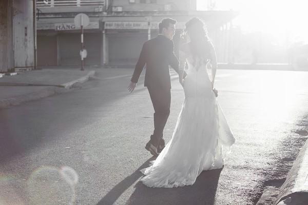 Ngắm trọn vẹn bộ ảnh cưới nhiều phong cách của Lê Khánh - Tuấn Khải - anh 12