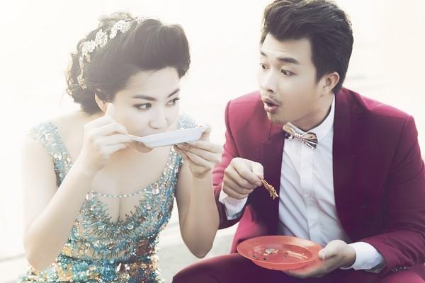 Ngắm trọn vẹn bộ ảnh cưới nhiều phong cách của Lê Khánh - Tuấn Khải - anh 17