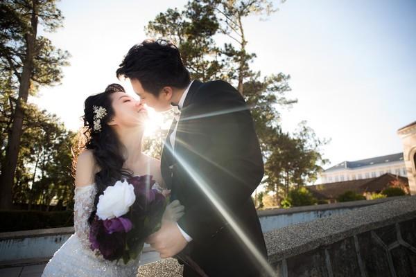 Ngắm trọn vẹn bộ ảnh cưới nhiều phong cách của Lê Khánh - Tuấn Khải - anh 1