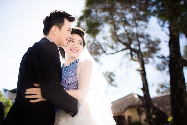 Ngắm trọn vẹn bộ ảnh cưới nhiều phong cách của Lê Khánh - Tuấn Khải - anh 3