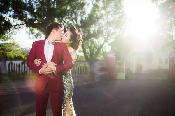 Ngắm trọn vẹn bộ ảnh cưới nhiều phong cách của Lê Khánh - Tuấn Khải - anh 6