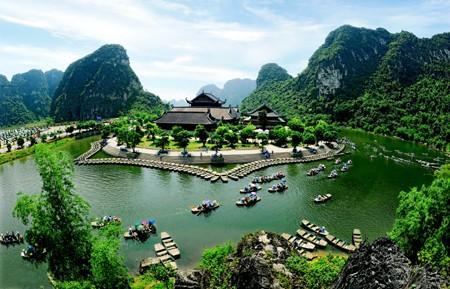 Tràng An Ninh Bình chuẩn bị đón nhận bằng Di sản của UNESCO - anh 1
