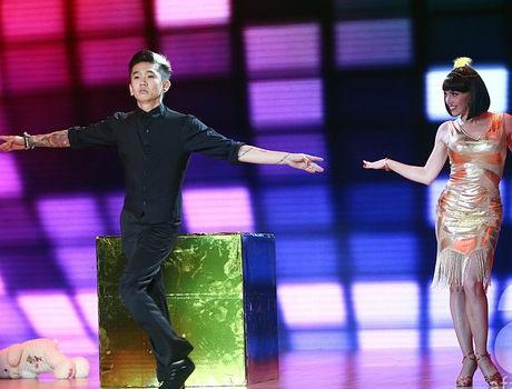 Gặp scandal tình ái nhưng Angela Phương Trinh vẫn nhảy rất tiến bộ - anh 8