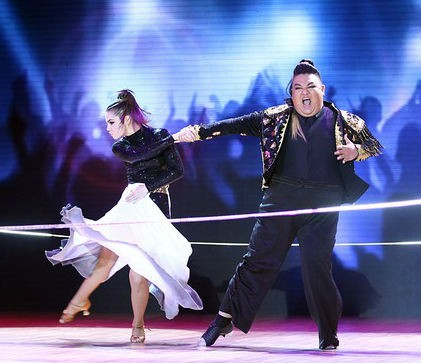 Gặp scandal tình ái nhưng Angela Phương Trinh vẫn nhảy rất tiến bộ - anh 6