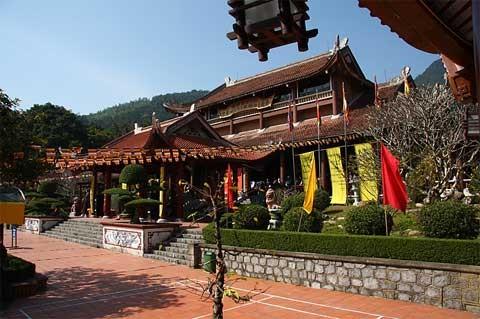 UNESCO đưa quần thể di tích và danh thắng Yên Tử vào danh mục đề cử Di sản thế giới - anh 2