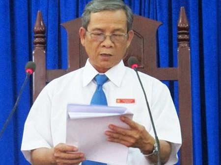 Vụ Công an dùng nhục hình: Nguyên phó Công an TP Tuy Hòa bị phạt 9 tháng tù treo - anh 1
