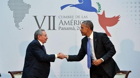 Mỹ đưa Cuba ra khỏi danh sách Bảo trợ khủng bố - anh 1