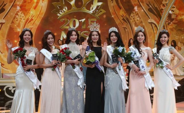 Ngắm nhan sắc nghiêng nước nghiêng thành của tân Hoa hậu Hàn Quốc - anh 1