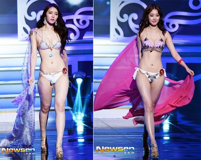 Ngắm nhan sắc nghiêng nước nghiêng thành của tân Hoa hậu Hàn Quốc - anh 11