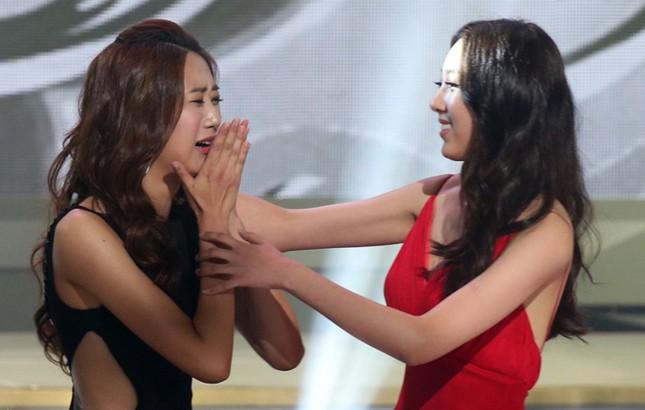 Ngắm nhan sắc nghiêng nước nghiêng thành của tân Hoa hậu Hàn Quốc - anh 2