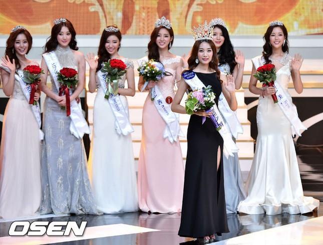 Ngắm nhan sắc nghiêng nước nghiêng thành của tân Hoa hậu Hàn Quốc - anh 3