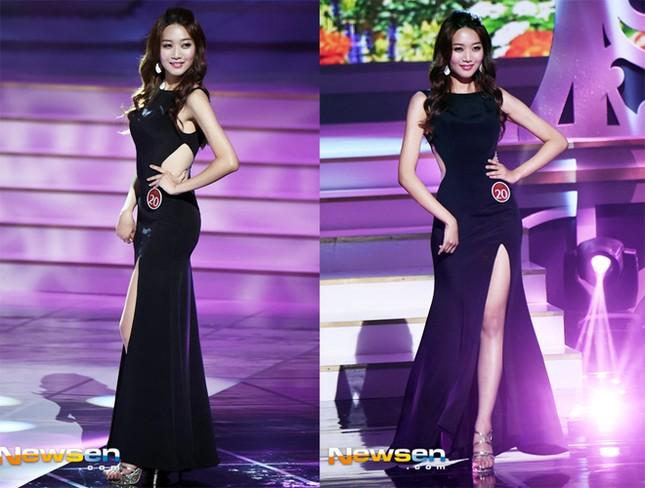 Ngắm nhan sắc nghiêng nước nghiêng thành của tân Hoa hậu Hàn Quốc - anh 4