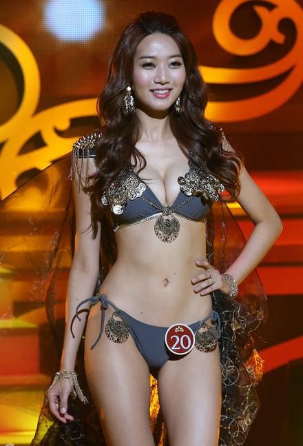 Ngắm nhan sắc nghiêng nước nghiêng thành của tân Hoa hậu Hàn Quốc - anh 5