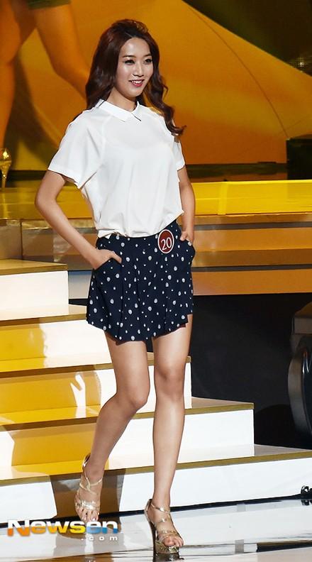 Ngắm nhan sắc nghiêng nước nghiêng thành của tân Hoa hậu Hàn Quốc - anh 7