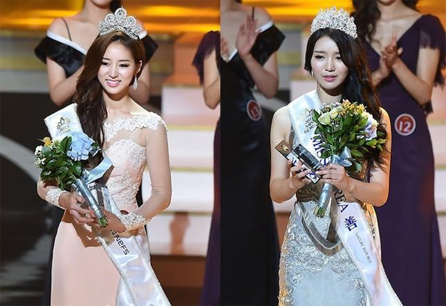 Ngắm nhan sắc nghiêng nước nghiêng thành của tân Hoa hậu Hàn Quốc - anh 8