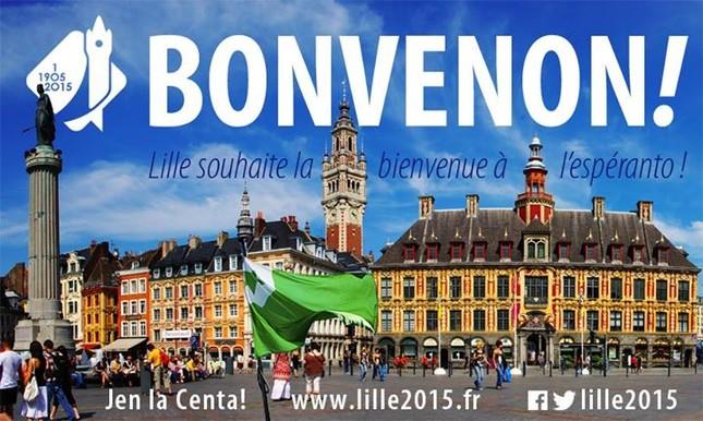 Hơn 2.500 người tham gia Đại hội Quốc tế ngữ (Esperanto) toàn cầu lần thứ 100 - anh 1