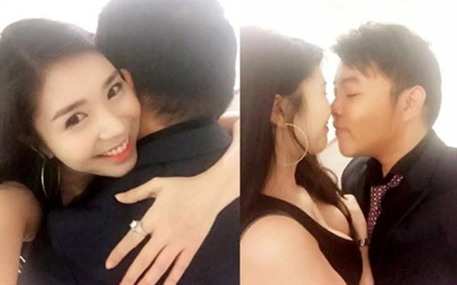 Cạn chiêu trò, Quang Lê chuyển sang hôn hotgirl để PR? - anh 1