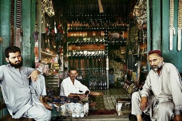 Ngôi làng chuyên sản xuất vũ khí lậu cho mạng lưới khủng bố ở Pakistan - anh 1