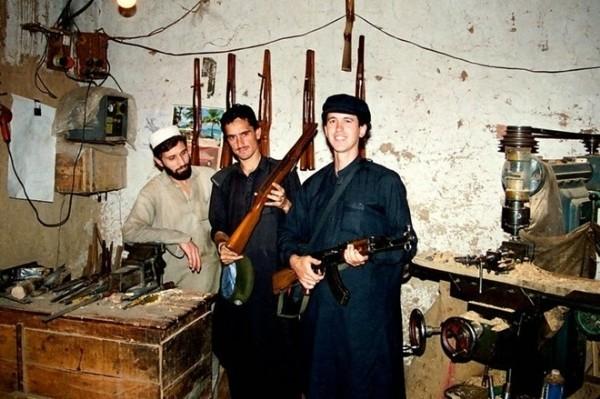 Ngôi làng chuyên sản xuất vũ khí lậu cho mạng lưới khủng bố ở Pakistan - anh 5