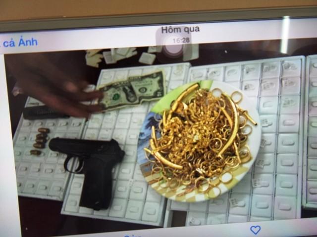 """Vụ cướp vàng Ngọc Bốn: Hành trình bắt giữ 5 tên cướp vàng về """"quy án"""" - anh 4"""