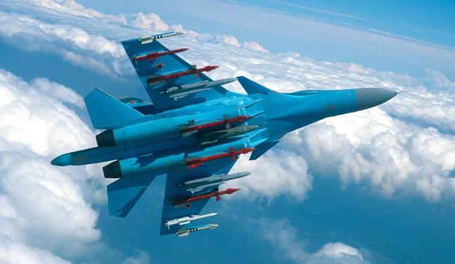 Tình hình Syria mới nhất: Su-34 thêm vũ khí khủng khiến Mỹ bất an - anh 1