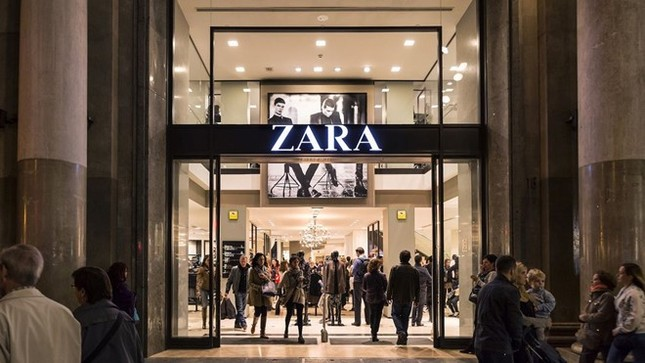 Người giàu nhất thế giới và tôn chỉ thời trang nhanh ở Zara - ảnh 1
