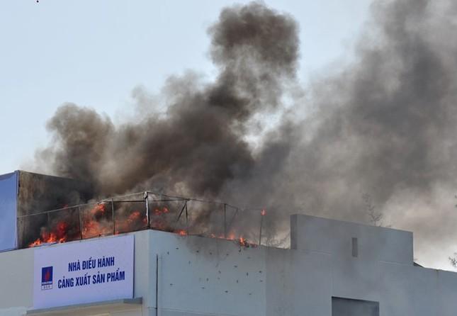 Diễn tập chống khủng bố ở nhà máy lọc dầu Dung Quất - ảnh 11