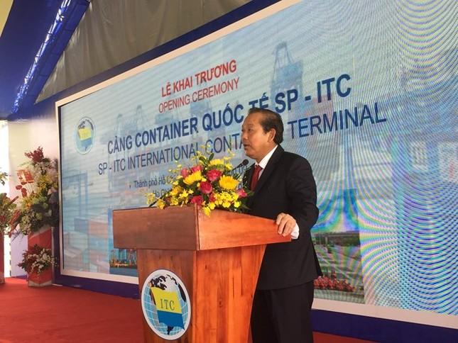 TP.HCM có thêm cảng container quốc tế trên sông Đồng Nai - ảnh 1