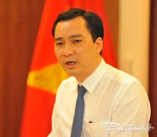 Ông Vũ Văn Tiến nhận quyết định bổ nhiệm TBT Tạp chí Mặt trận - ảnh 4