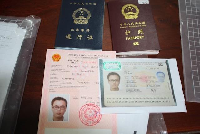 Nghi phạm lừa 18 tỷ trốn sang Việt Nam sống cùng người tình - ảnh 1