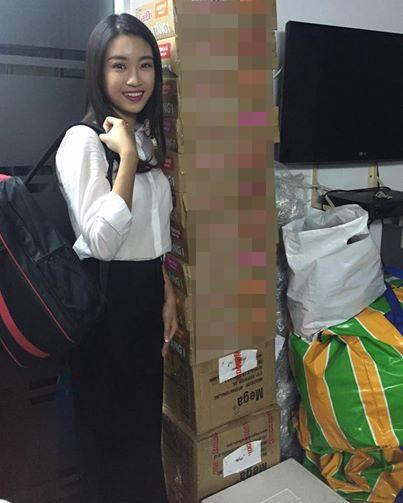 Phan Anh đã nhận được 16 tỷ, Hoa hậu Mỹ Linh day dứt với miền Trung - ảnh 1