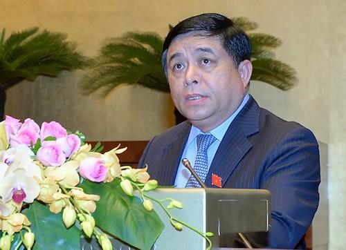 Bộ trưởng Tài chính: 15 năm, nợ công tăng gần 15 lần - ảnh 1