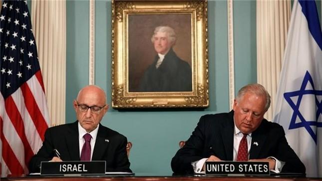 Mỹ và Israel ký thỏa thuận viện trợ quân sự lớn nhất lịch sử - ảnh 1