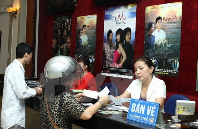 Phấn đấu doanh thu của phim Việt Nam đạt khoảng 50 triệu USD - ảnh 1